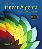 Linear Algebra and Its Applications 3rd Edition