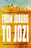 Stories: From Jo'Burg to Jozi by Heidi Holland front cover
