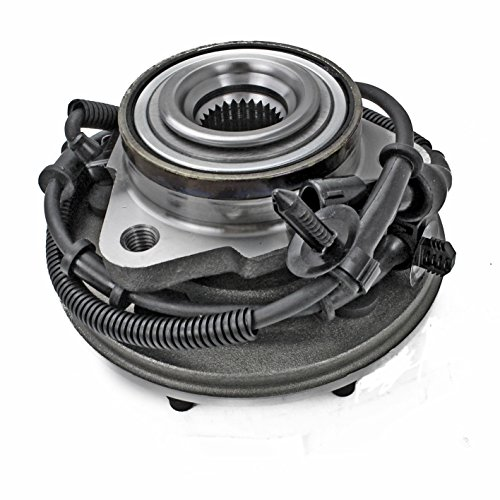 CRS NT515050 New Wheel Hub Bearing Assembly, Front Left (Driver)/ Right (Passenger), for 2002- 2005 FORD EXPLORER, 2003- 2005 LINCOLN AVIATOR, 2002- 2005 MERCURY MOUNTAINEER, 2WD/ 4WD (Mercury Mountaineer Wheel Bearings)
