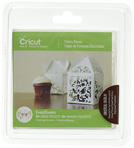 Cricut Cartridge Fancy Boxes ()
