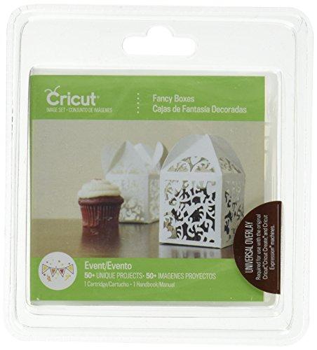 - Cricut Cartridge Fancy Boxes