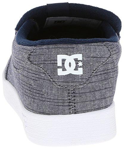 Blue TX Skate Villain White Blue DC Shoe Men's RHqaFnSWO