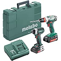 Metabo 18V Drilll/Driver Combo 2.0Ah Kit At A Glance