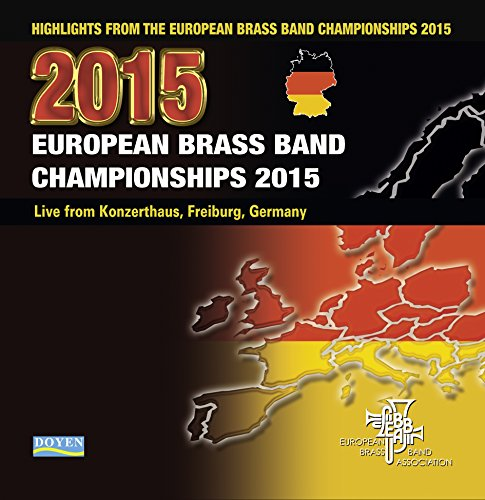 Highlights from the European Brass Band Championships 2015
