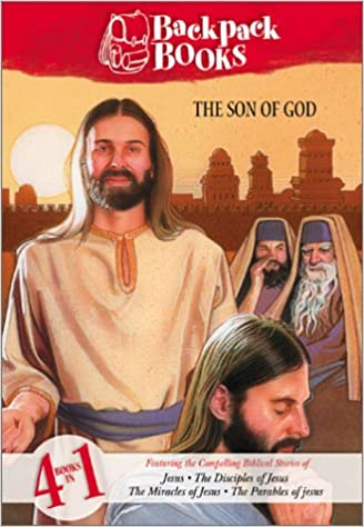 Book The Son of God (Backpack Books (Barbour))