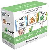 Van Fleet Sniff! Lick! Munch!: Sniff!; Lick!; Munch!