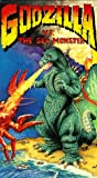 Godzilla vs. The Sea Monster [VHS]