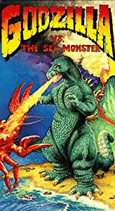 Amazon.com: Godzilla vs. The Sea Monster [VHS]: Akira ...