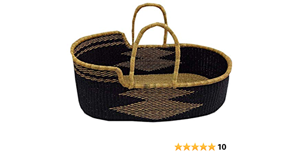 newborn Baby crochet basket sleeping basket for babies Baby semi bassinet Moses carrying basket baby Moses baby nest baby shower gift