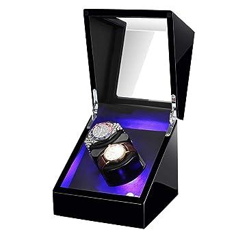 WCX Enrollador de Reloj Automático Caja Cargador para Dos ...
