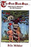 The Good Book Says..., Ben Milder, 1568090137