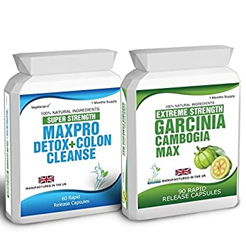 cleanse total diet and garcinia total diet