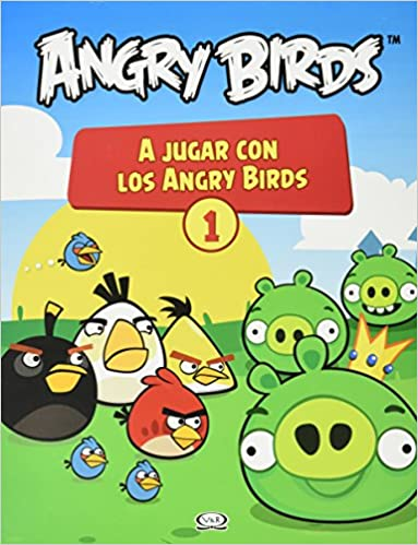 A JUGAR CON LOS ANGRY BIRDS 1