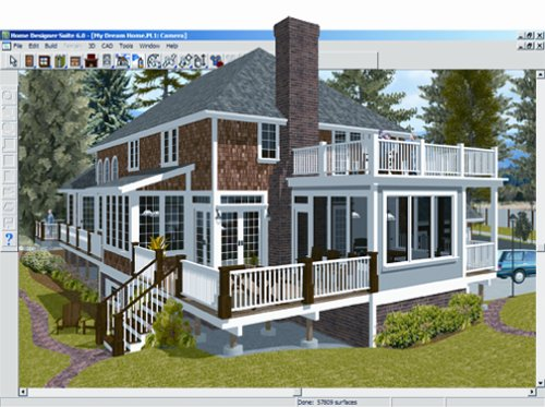 Amazon.com: Better Homes and Gardens Home Designer Suite 6.0 [OLD ...