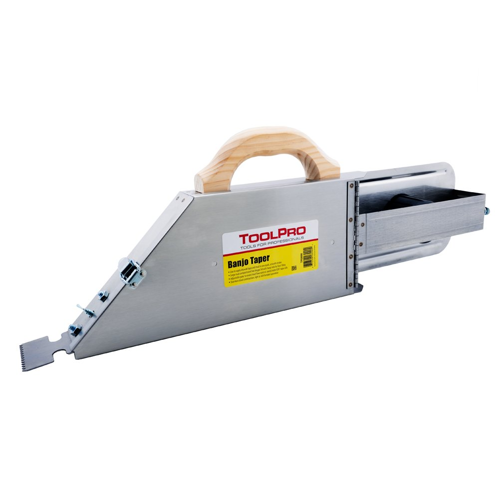 ToolPro Drywall Banjo, Stainless Steel