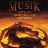 Mortal Kombat Musik : MK3 & MK4 Arcade Video Game Soundtrack