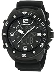 Freestyle Mens FS85008 Precision 2.0 Classic Dive Ana-Dig Dual Time Watch