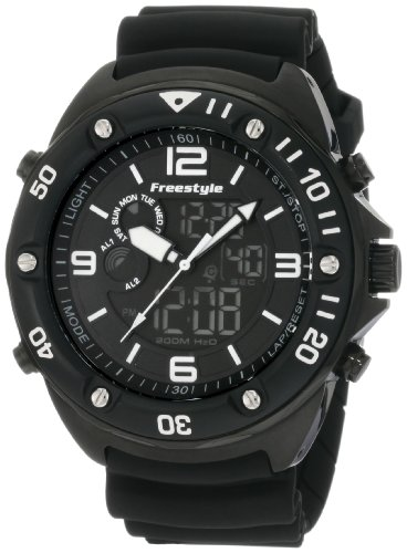 Freestyle Men's FS85008 Precision 2.0 Classic Dive Ana-Dig Dual Time Watch ()