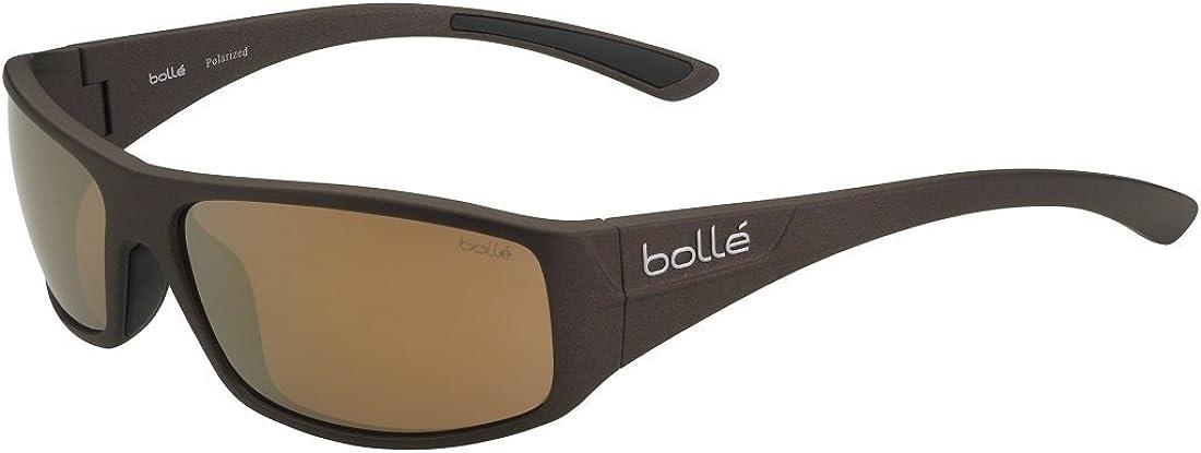 Bolle Weaver Sunglasses - Polarized Inland Gold oleo AR Lens