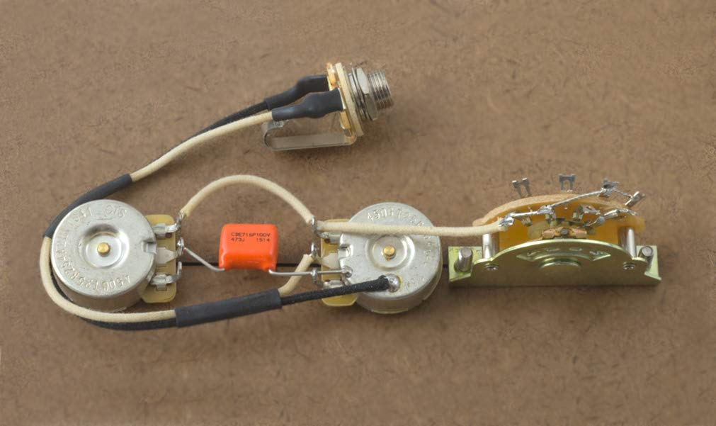 Tele Wiring Harness - Wiring Diagrams Load