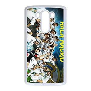 LG G3 Cell Phone Case White_Real Madrid_002 O1Z4H