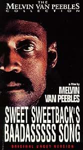 Sweet Sweetback's Baadasssss Song [VHS]