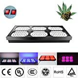 Eonstar® Full Spectrum Hydroponic LED Grow Light SC900 300x3w Chips with Aluminum Material, 4 Switches for Each Channel For Sale