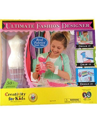 Creativity For Kids Ultimate Fashion Designer