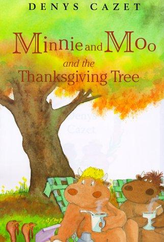 Minnie Moo Thanksgiving Tree DK