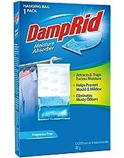 Damp Rid Damp Rid Hanging Moisture Absorber Fragrance Free, 397 grams