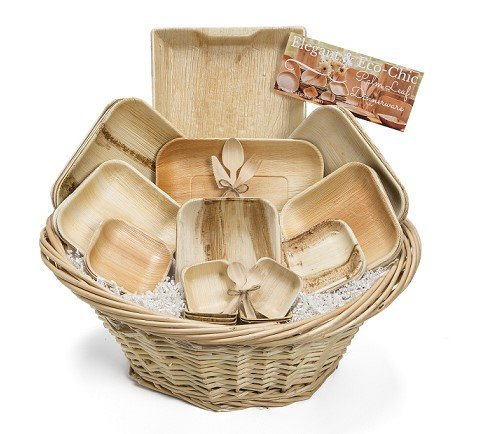 Leafware Holiday Gift Basket (300 Pieces)