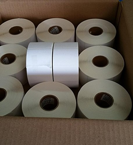 Torrey Original standard blank label for LSQ-40L label printing scale,1 case/10 roll per case/1500 label per roll