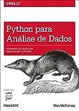 capa de Python Para Análise de Dados: Tratamento de Dados com Pandas, NumPy e IPython