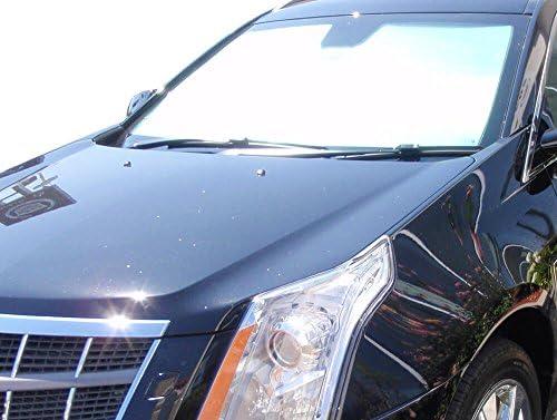 Custom-fit Windshield Sun Shade AutoTech Zone Sunshade for 2010-2016 Cadillac SRX