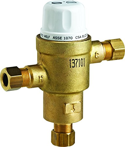 Delta Thermostatic Valve (Delta Faucet R3070-MIXLF Cam Thermostatic Mixing Valve)