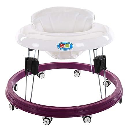 MINISU Infantil Andador para bebés, Seguro, Antideslizante ...