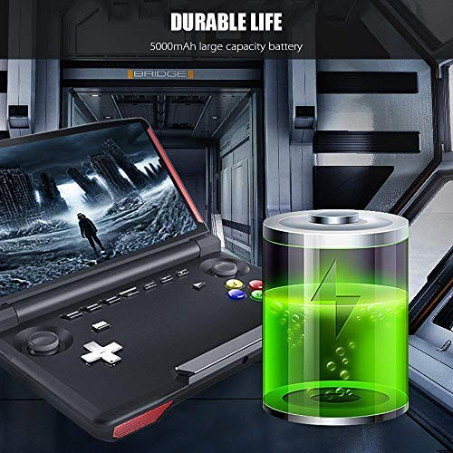 Goglor GPD XD Plus [2019 Update] Handheld Gaming Console 5.5'' Touchscreen Android 7.0 Portable Video Game Player Laptop,PowerVR GX6250 GPU,2GBDDR3+16GB EMMC,Support Google Store by Goglor (Image #7)