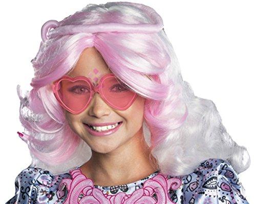 [Rubie's Costume Big Girl's Mh Viperine Gorgon Wig One Size] (Viperine Gorgon Girls Costumes)