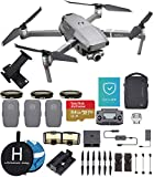 DJI Mavic 2 Zoom Fly More Combo Deluxe Bundle, 3 Batteries, Charging Hub, Extra Landing Pad and Extreme microSDXC Card (with DJI Care Refresh) Review