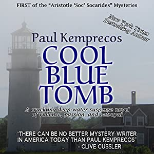 Cool Blue Tomb Audiobook