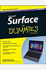 Surface For Dummies Kindle Edition