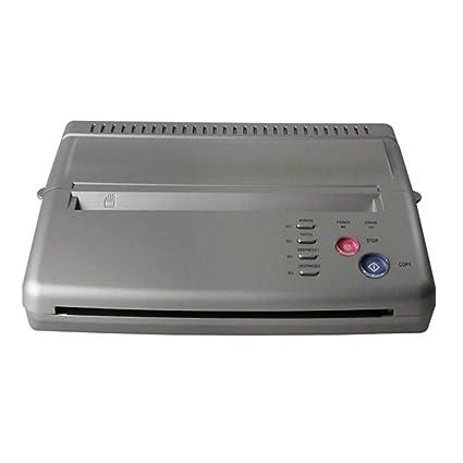 Máquina de transferencia de tatuajes Pudincoco Impresora ...