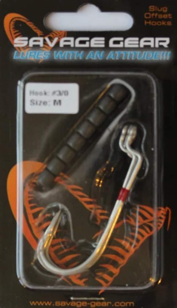 SAVAGE Gear SLUG Ganci di offset