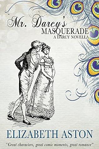 book cover of Mr Darcy\'s Masquerade