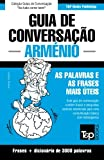 capa de Guia de Conversacao Portugues-Armenio E Vocabulario Tematico 3000 Palavras