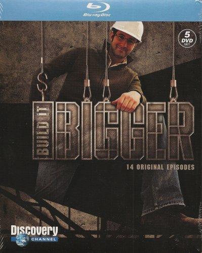 Bigger Disk - Build It Bigger [Blu-ray] [5 Disc Season 1 Collection]