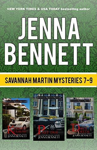 Savannah Stand - Savannah Martin Mysteries Box Set 7-9: Kickout Clause, Past Due, Dirty Deeds (Savannah Martin Mysteries Boxset Book 3)