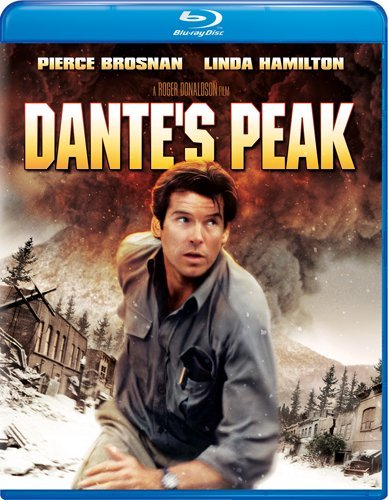 Blu-ray : Dante's Peak (, Dubbed, Dolby, AC-3, Digital Theater System)
