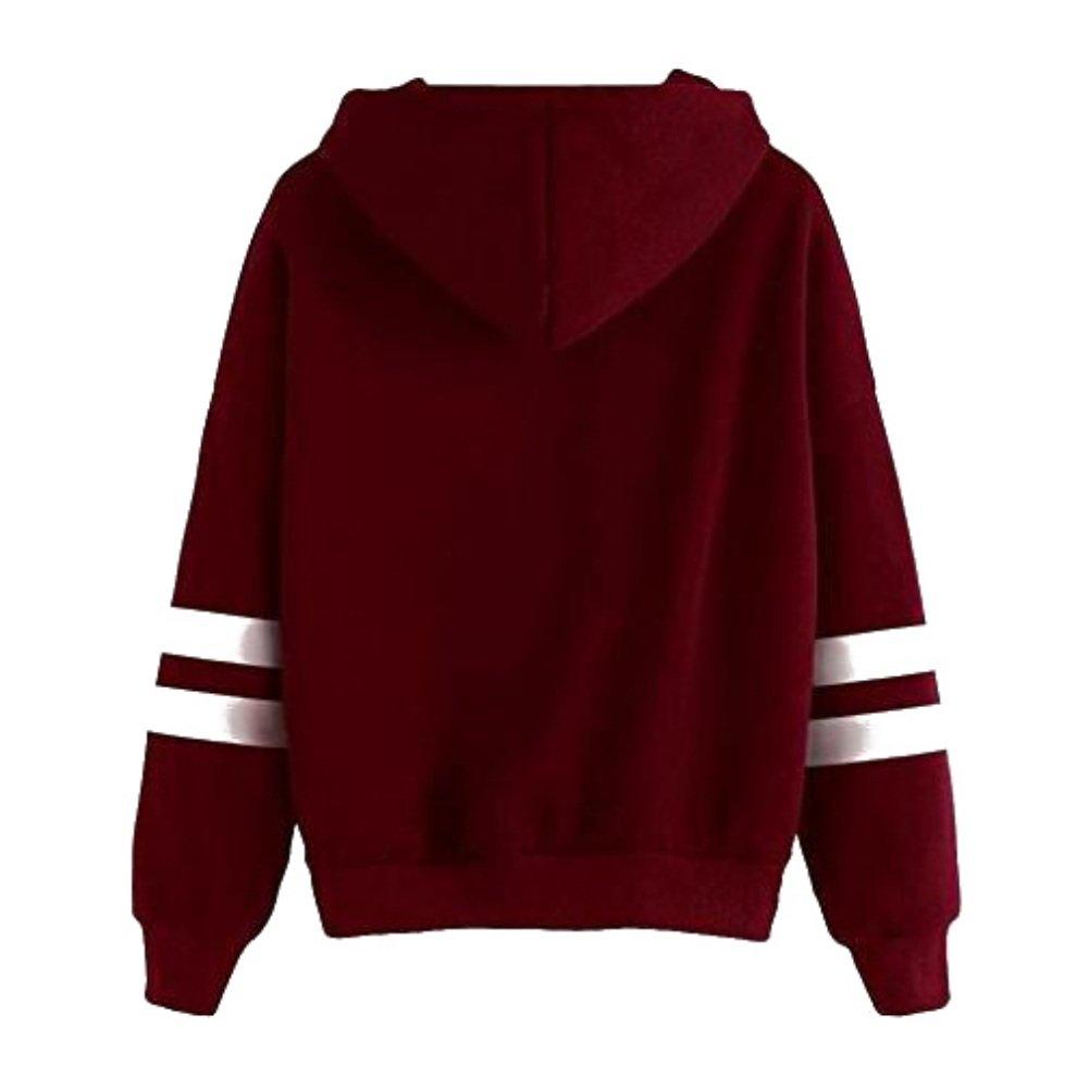 Froomer Womens Hoodie Sweatshirt Pullover Long Sleeve Casual Shirts