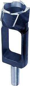 PEAKDRILL Tenon Dowel Plug Cutter Minor Diameter 2